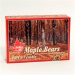 Maple bear cookies