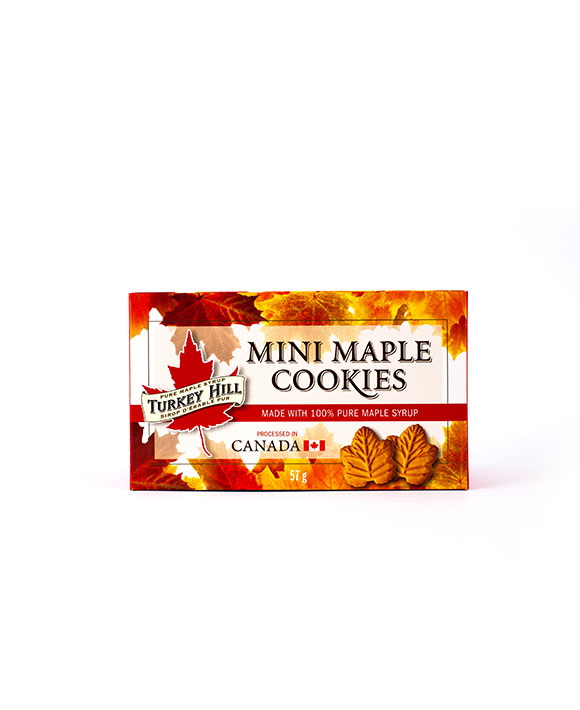 Mini Maple Cookies