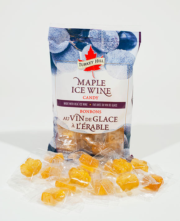 Maple Ice wine candy