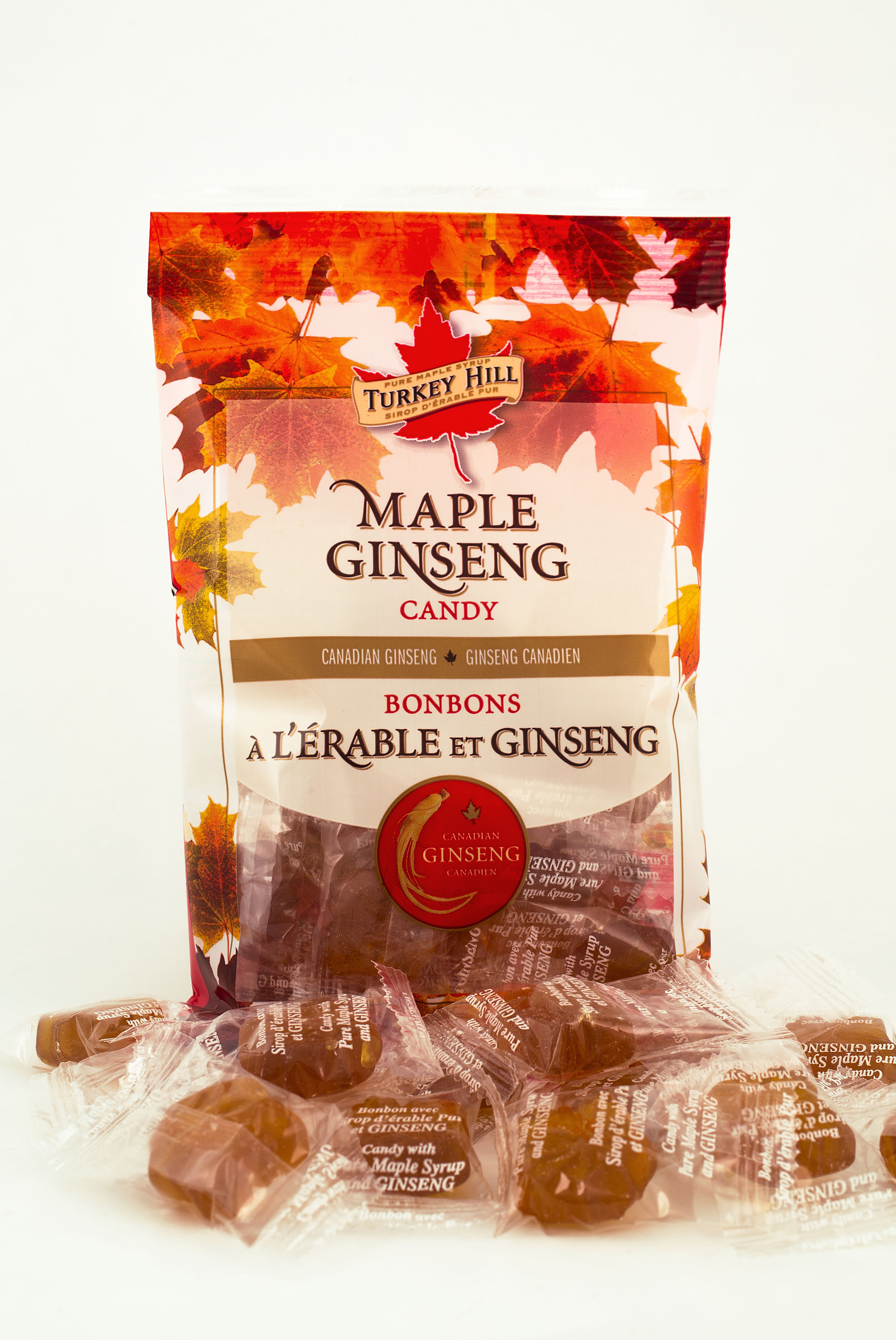 Maple Ginseng Candy