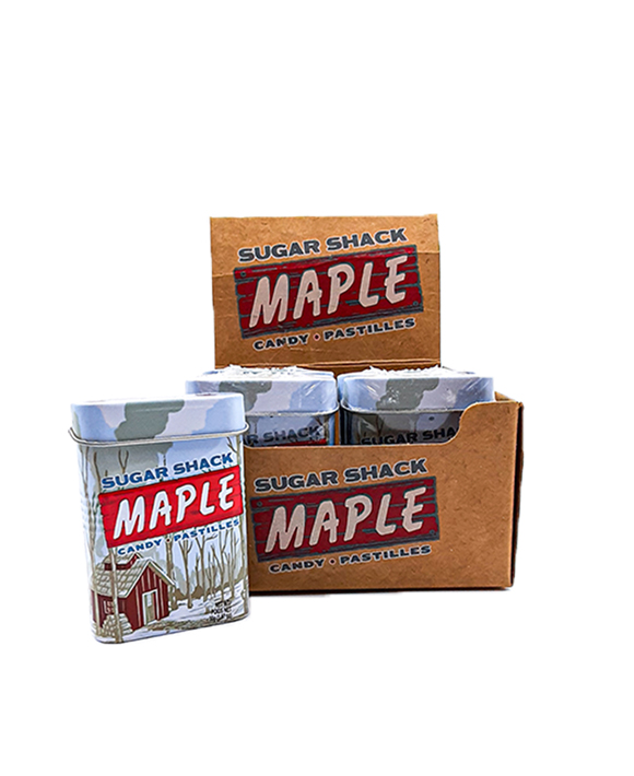 Maple Sugar Shack Candy 30g
