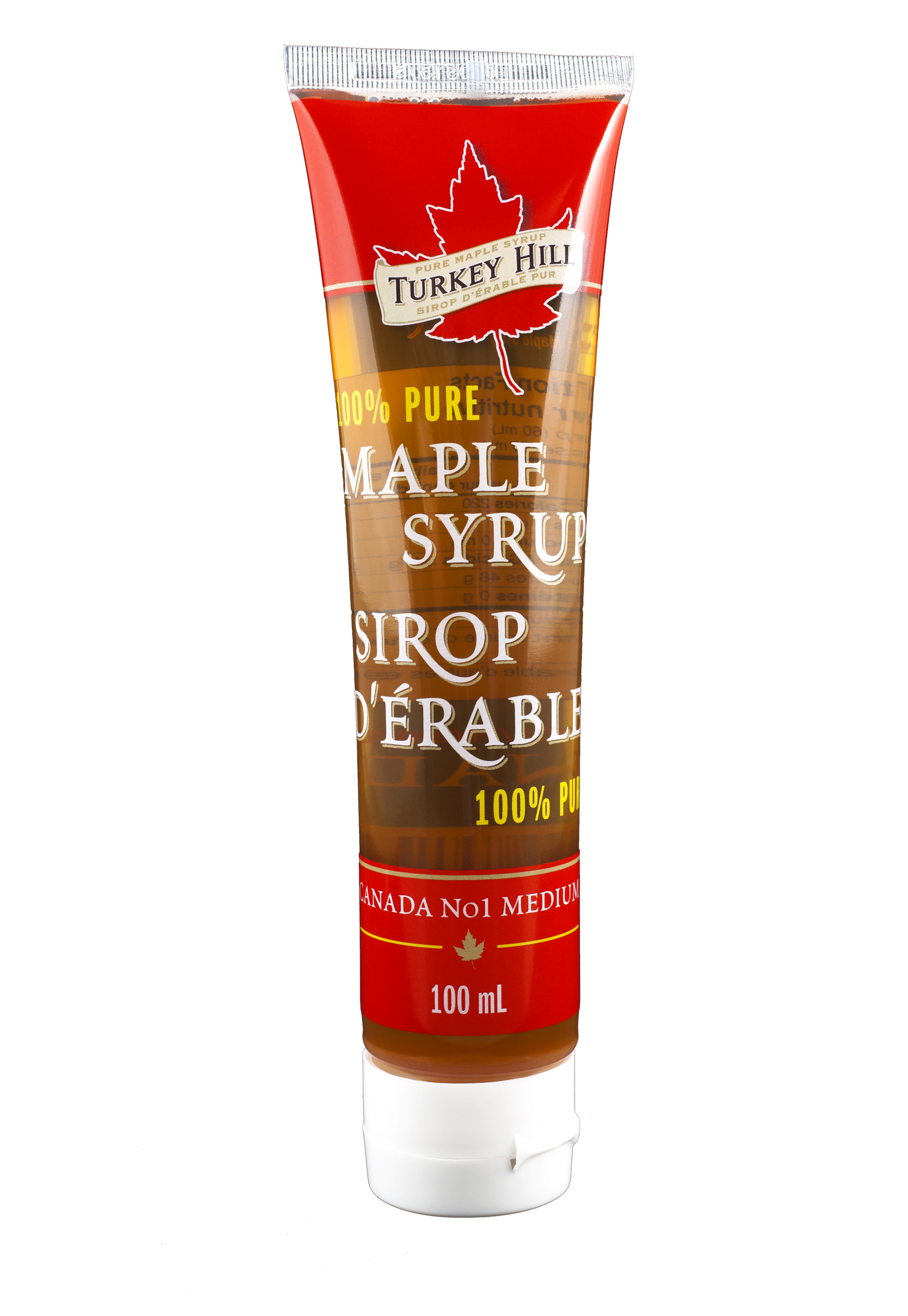 Maple Syrup Tube